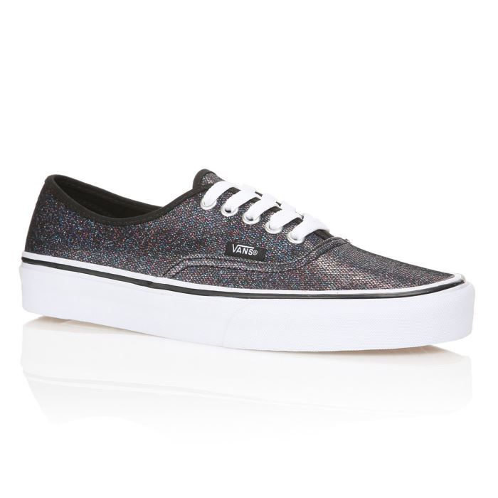 vans baskets authentic femme femme noir achat vente vans baskets authentic femme femme pas. Black Bedroom Furniture Sets. Home Design Ideas