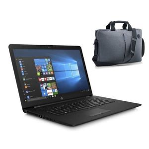 NETBOOK HP PC portable- HP17bs086nf - 17.3
