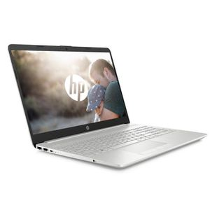 "Vente PC Portable HP PC Portable 15-dw0058nf - 15.6"" HD TN - Intel Core i7-8565U - RAM 8Go - HDD 1To + SSD 128Go - NVIDIA MX130 - AZERTY - Windows 10 pas cher"