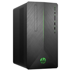 ORDINATEUR TOUT-EN-UN HP PC de Bureau Pavilion Gaming 690-0108nf - Intel