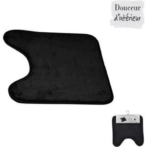 tapis de bain et contour wc achat vente tapis de bain. Black Bedroom Furniture Sets. Home Design Ideas