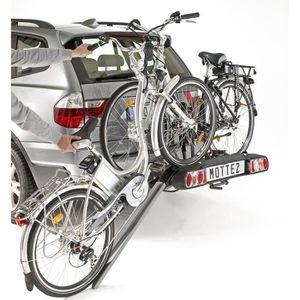PORTE-VELO MOTTEZ Porte 2 Vélos Électriques rabattable