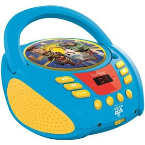 RADIO CD ENFANT LEXIBOOK - TOY STORY - Radio Lecteur CD Enfant
