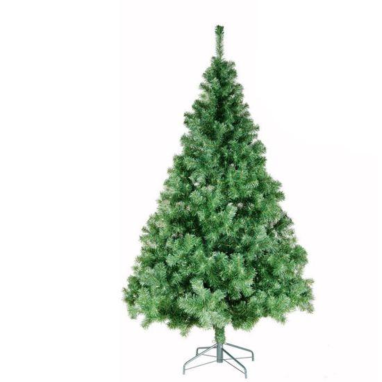 Sapin De Noël Norway 1128 Branches Hauteur 210 Cm Vert Foncé