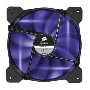 VENTILATION  Corsair ventilateur 140mm SP140 LED violette Simpl