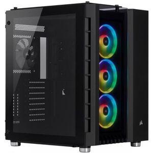 BOITIER PC  CORSAIR Boitier PC Crystal 680X - Cube Tour - Noir