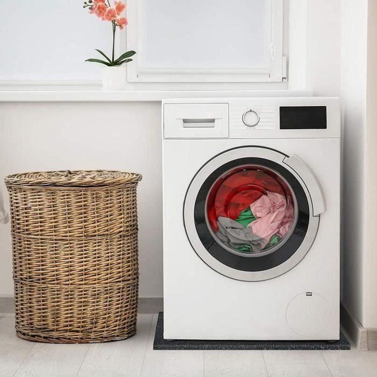 Machine À Laver Et Sèche Linge Intégré anti vibration pour machine à laver/sèche linge | épaisseur 2cm | attenue  les vibrations - évite dérapage | isolant accou