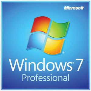 SYSTÈME D'EXPLOITATION MICROSOFT WINDOWS 7 PRO 32 BITS VERSION OEM