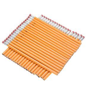 Stylo - Parure 60pcs crayons en bois d'écriture HB multifonctions