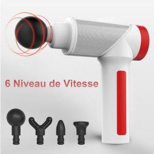 APPAREIL MASSAGE MANUEL Pistolet de Massage Musculaire - Massager Gun Musc