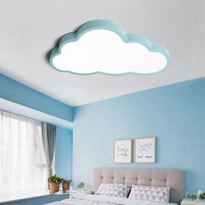 PLAFONNIER Plafonnier LED chambre enfant 36W Nuage Lampe de p
