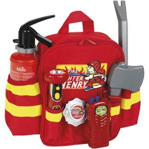 DOCTEUR - VÉTÉRINAIRE KLEIN - Sac à dos de pompier avec accessoires