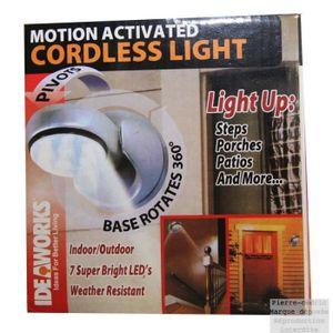 AMPOULE - LED Lampe Détecteur de Mouvement Présence Lumière Led