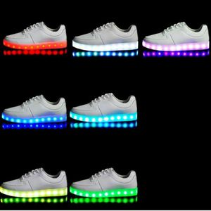 CHAUSSURE TONING Mode LED lumière chaussures Sportswear Sneaker ...