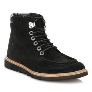 BOTTE Kickers Homme Noir Kwamie Botte-UK 7