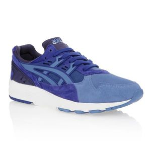 ea17d901f98ee CHAUSSURES MULTISPORT ASICS Baskets Gel-Kayano Trainer - Homme - Bleu ma