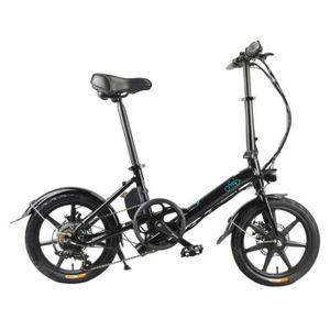 VÉLO ASSISTANCE ÉLEC Vélo électrique 10-20 km-h 7.8Ah 250W 16 pouces ca