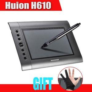 TABLETTE GRAPHIQUE Huion H610 10x6