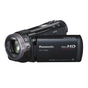 CAMÉSCOPE NUMÉRIQUE PANASONIC HDS-TM900 noir