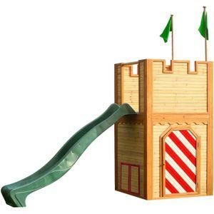 MAISONNETTE EXTÉRIEURE LDD AXI Maisonnette Enfant Cabane en bois Arthur