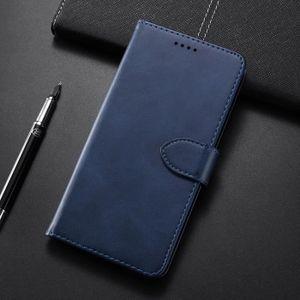HOUSSE - ÉTUI Housse étui Pour Wiko Y50 Coque téléphone bleu PU