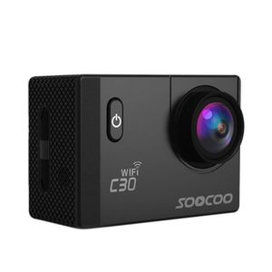 CAMÉRA SPORT SOOCOO C30 Action 4K Sports Camera Wifi Built-in G