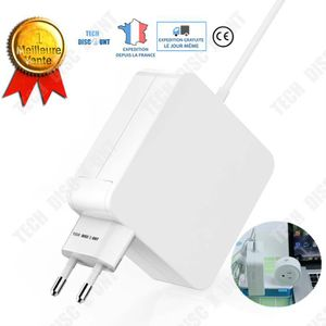 CHARGEUR - ADAPTATEUR  TD® chargeur macbook pro adaptateur 2018 air mac 1