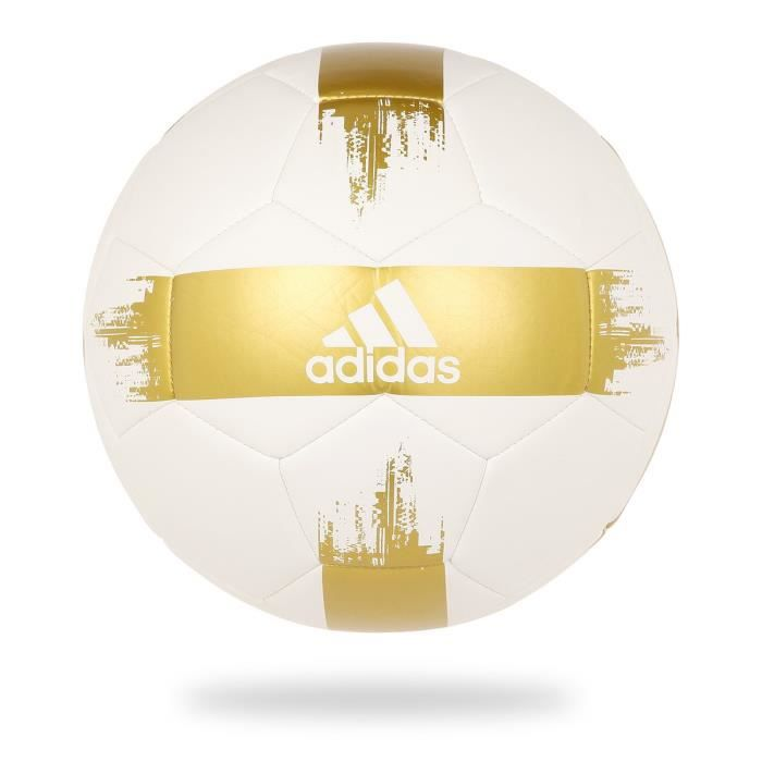 ADIDAS PERFORMANCE Ballon de Football EPP II - Blanc/Or -Taille 5