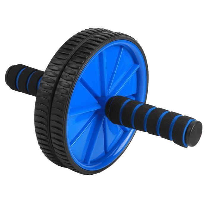 Roue d'exercice belles roues sans odeur rouleau abdominal stable et sûr augmenter le muscle apparence unique Muscles abdominaux