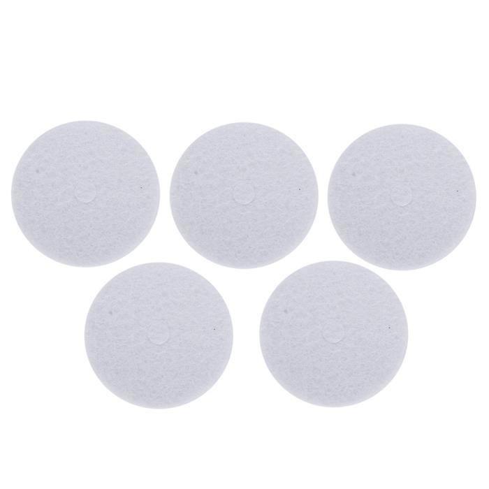 Coussin de coton de diffuseur d'aromathérapie de ténacité forte, petit coussin de coton léger d'aromathérapie, ménage pour