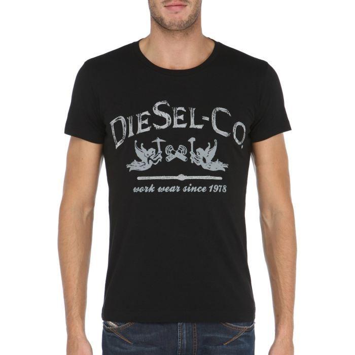 DIESEL T-Shirt Homme