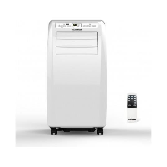 Climatiseur mobile TECHCLIMY12 3500W A