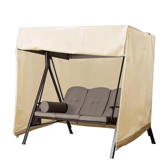 1 pc Housse De Chaise Pratique Simple Protection Créative Étanche Swing Couverture Accessoire Suspendu pour Extérieur TABLE BASSE