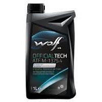 Bidon 1 litre d'huile de transmission Wolf OfficialTech ATF M1375-4 8305900