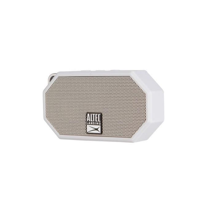 ENCEINTE NOMADE ALTEC Enceinte mini H2O - ip 67 - 3,5 mm microphon
