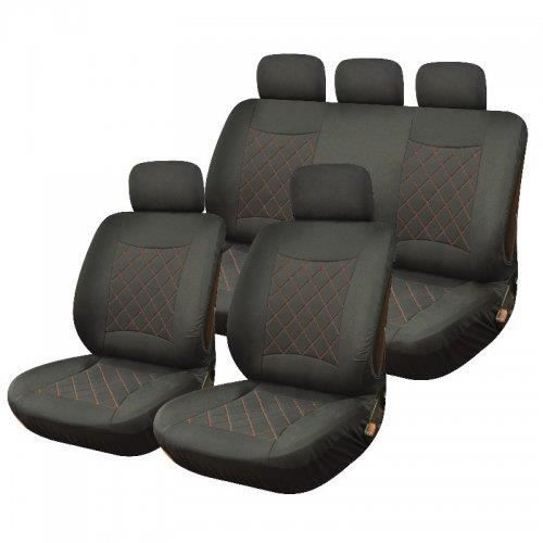 Housse pour si ge voiture matelass paisse 6 mm achat for Housse siege voiture