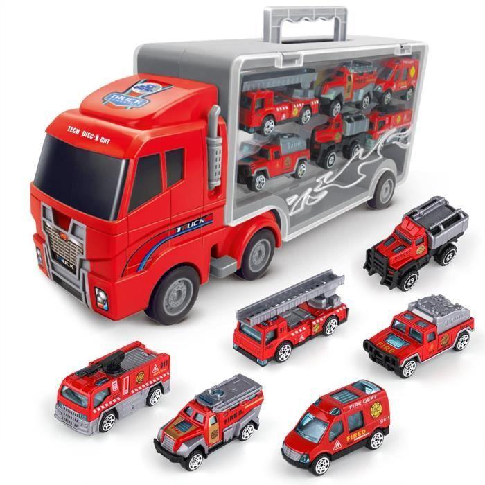 Cars Pixar #1pc camions et 7pcs voitures