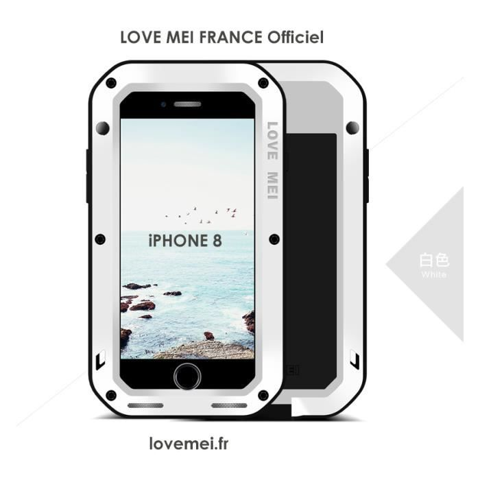 coque iphone 8 plus anti choc