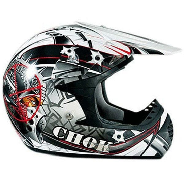 casque moto cross chok sentinel achat vente casque. Black Bedroom Furniture Sets. Home Design Ideas