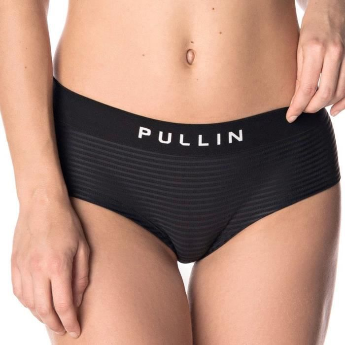 PULL IN Shorty Femme Microfibre PINACOLADA
