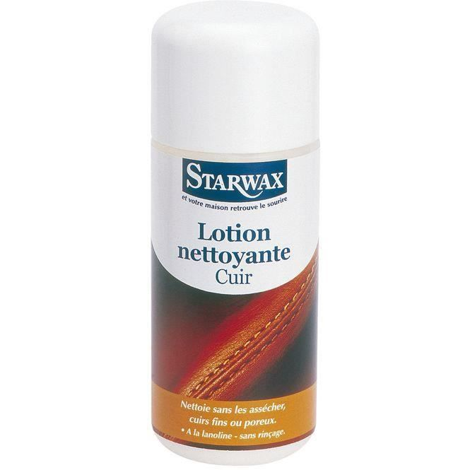 lotion nettoyante cuir starwax flacon 200 ml achat vente r novateur mat riaux lotion. Black Bedroom Furniture Sets. Home Design Ideas
