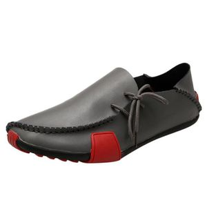 Mocassin 46 homme - Achat   Vente Mocassin 46 Homme pas cher - Cdiscount f59f46215ad9