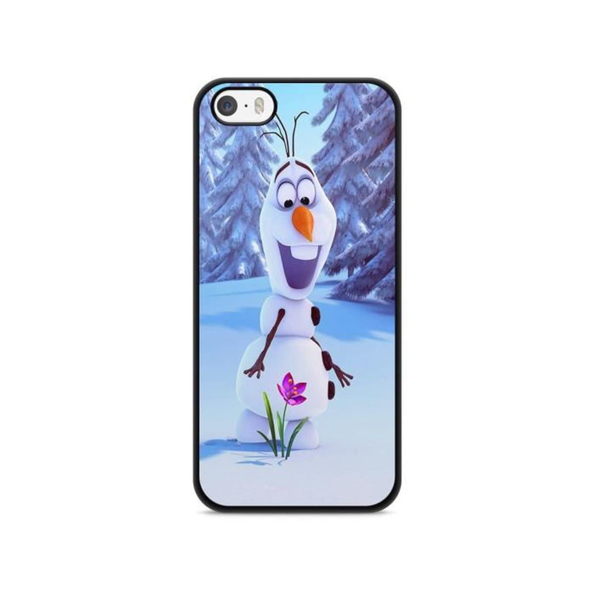 coque iphone 7 snow