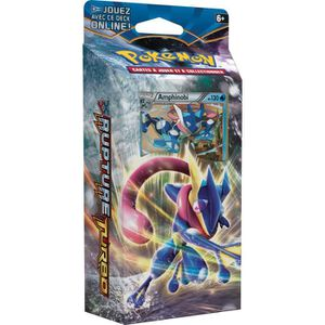 CARTE A COLLECTIONNER POKEMON Starter XY Rupture Turbo