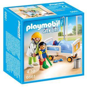 BLU-RAY FILM Playmobil Docteur avec enfant BC1KJ