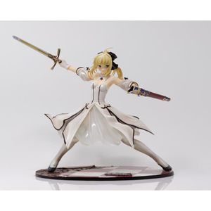 FIGURINE - PERSONNAGE Fate/Unlimited Codes - Saber Lily Figure - 1/7 PVC