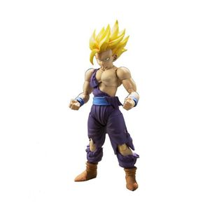 FIGURINE - PERSONNAGE Dragon Ball Z grandista Resolution Goku of Soldier