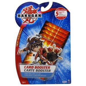 CARTE A COLLECTIONNER Pack 10 cartes ''Bakugan''
