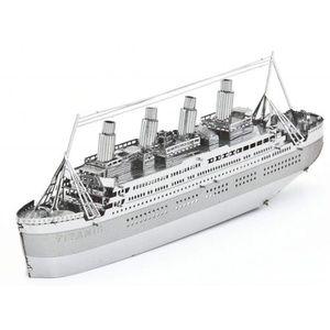 Maison de Poupées Métal Signe = Titanic