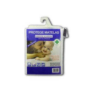 PROTÈGE MATELAS  Protège Matelas 180x200cm- Bonnet 20 cm - 2 person